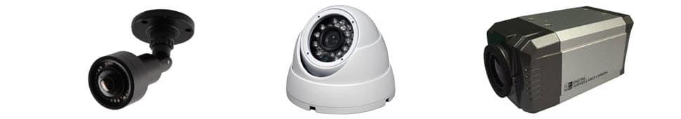 HD CCTV Surveillance Cameras