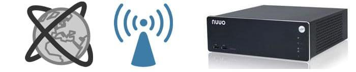 Nuuo NVR Solo Network Setup